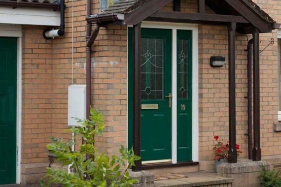 cheap composite doors in Nottingham